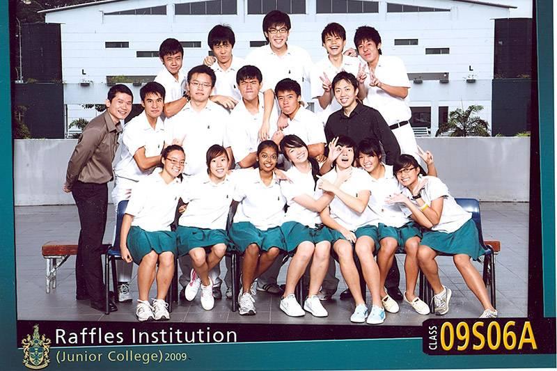 Raffles Institution - PMC